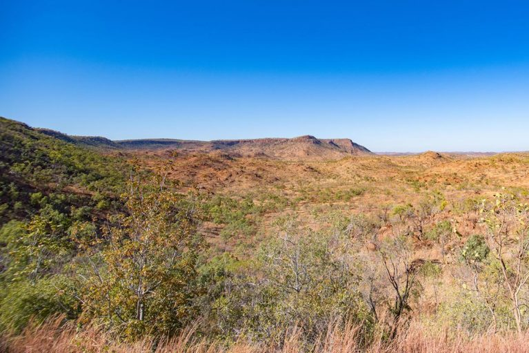 4 The King Leopold Ranges form the southwestern edge of the Kimberley Plateau. Named by Alexander Forrest in 1879 after Belgium King Leopold II