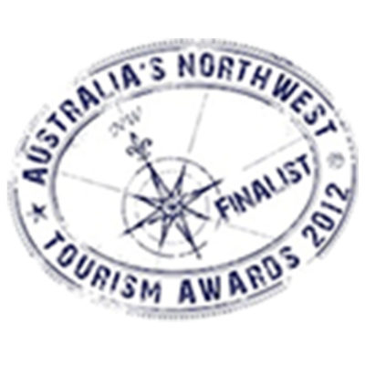 Australia's Northwest Tourism Awards - Finalist - 2012