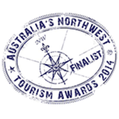 Australia's Northwest Tourism Awards - Finalist - 2014