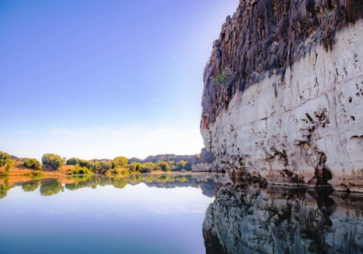 Reflections on the Fitzroy River
